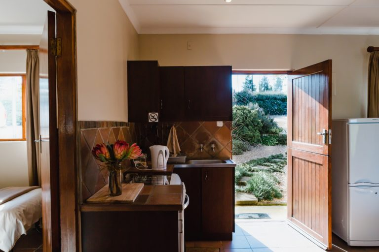 Kitchenette, cottage 2